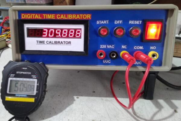 time calibrator timeelectronics