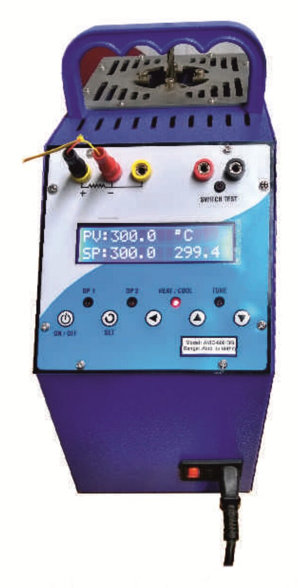 what is a dry block calibrator